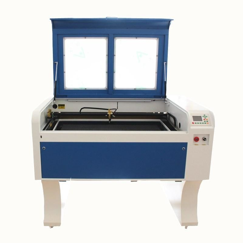 100w 1000x600mm Cnc Laser Metal Cutting Machine Water Cooling On Global Market