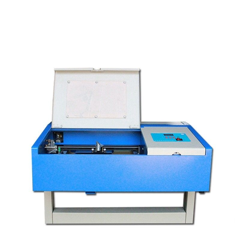 300x200mm Desktop Laser Engraving Machine Small Laser Cutter For Processing Stamp