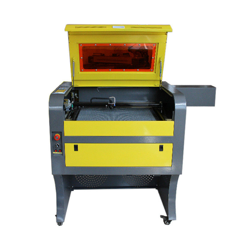 4060 Mini Laser Engraving Machine , Water Cooling Desktop Laser Engraver Ruida System